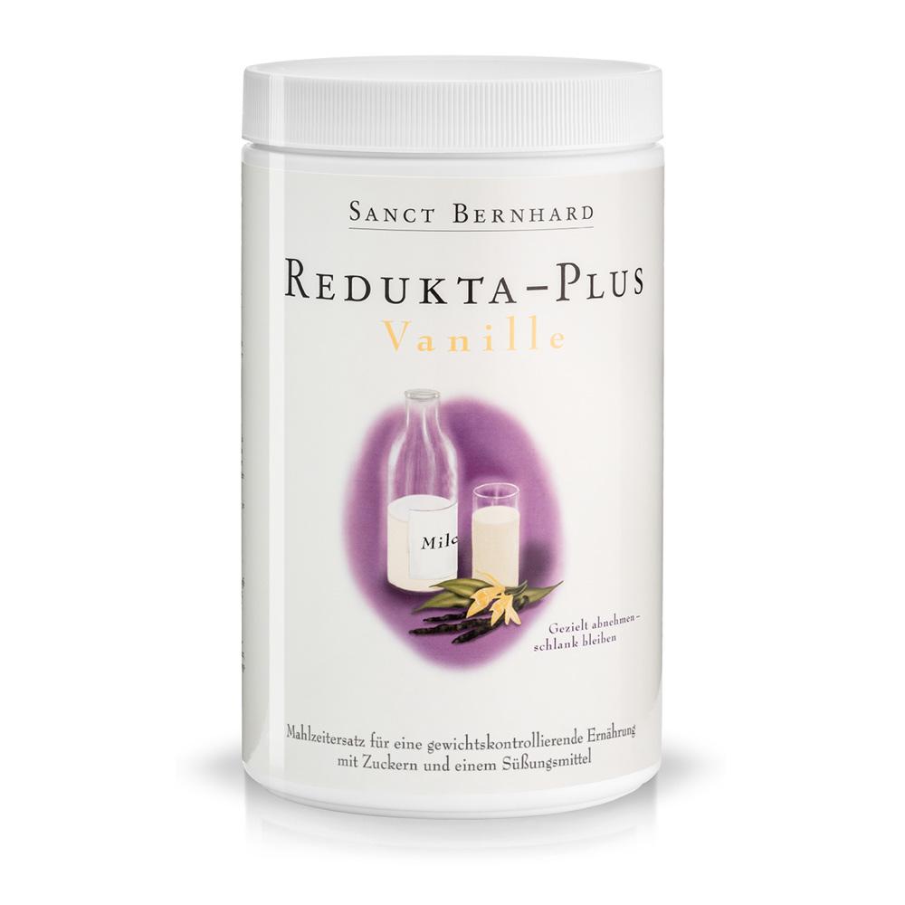 Bột dinh dưỡng cho người ăn kiêng Redukta PLUS vị Vanilla-600gram