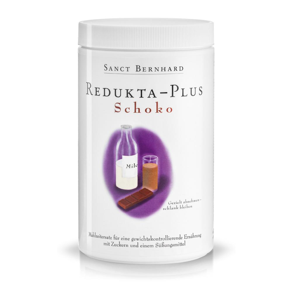 Bột dinh dưỡng cho người ăn kiêng Redukta PLUS vị Socola 600gram