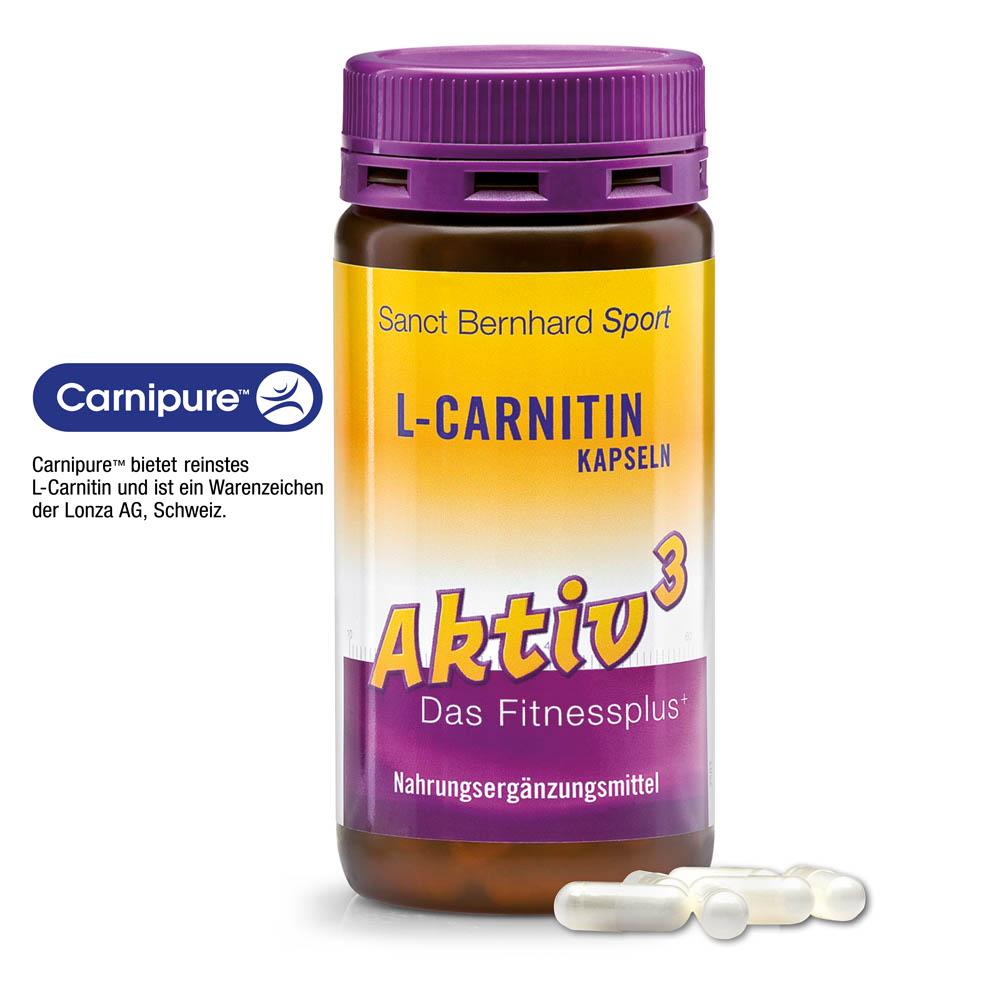 Viên uống tăng cường thể lực Sanct Bernhard L Carnitine