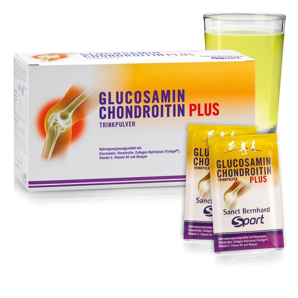 Bột uống bổ khớp Sport Glucosamin Chondroitin Plus
