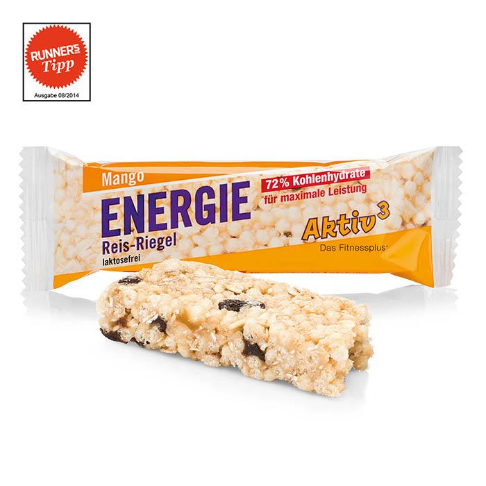 Bánh gạo năng lượng Energy Rice Bar Mango