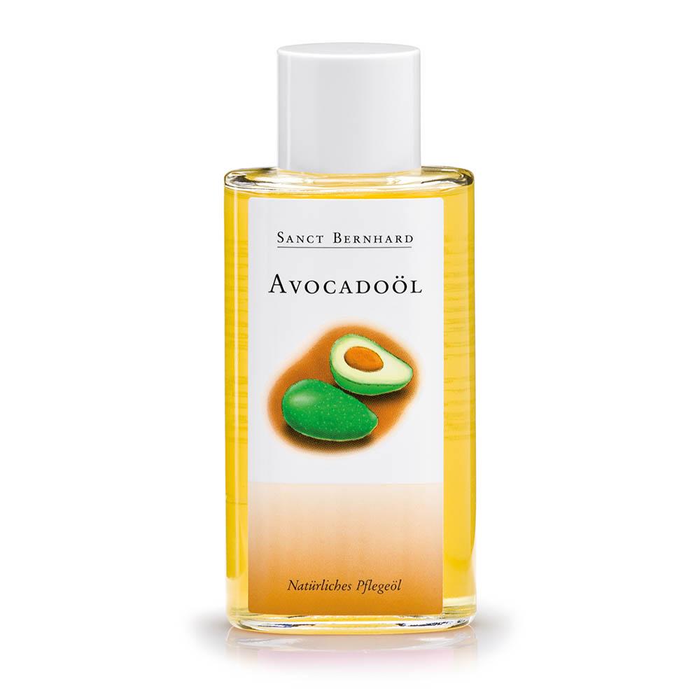 Dầu bơ cải thiện da khô Sanct Bernhard Avocado