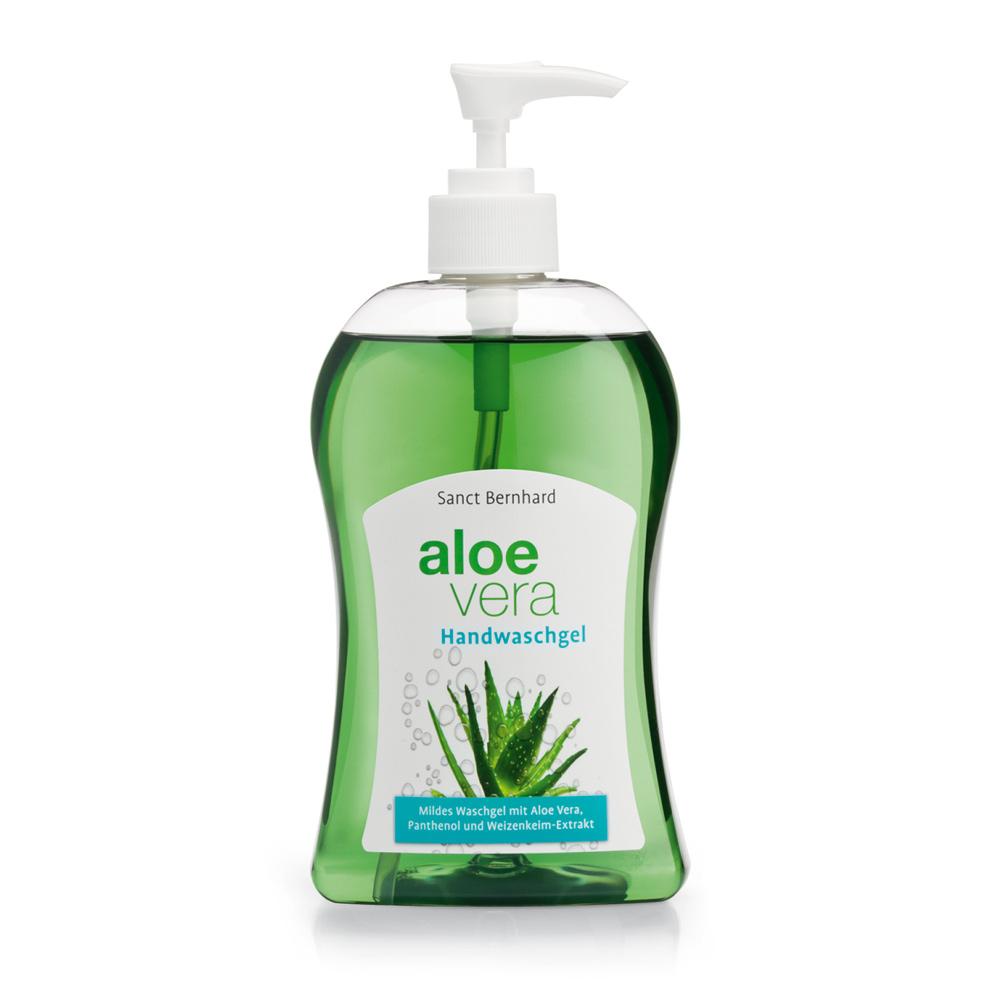 Nước rửa tay Aloe Vera