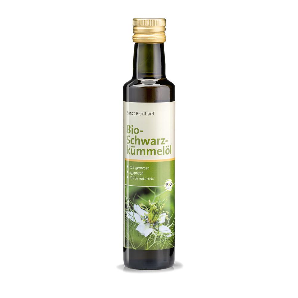 Dầu thì là đen ăn kèm salad Organic Black Cumin Oil 250 ml